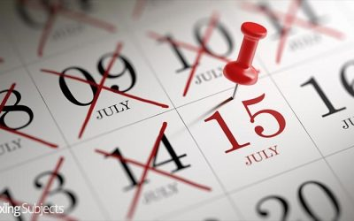 Estimated Tax Deadlines Pushed Back to July 15