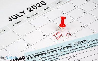 IRS Not Pushing Back July 15 Deadline