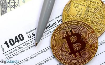Cryptocurrency and the Form 1040